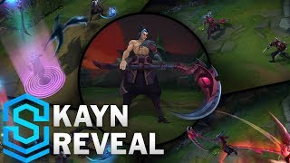 Download Kayn Reveal - The Shadow Reaper | New Champion Video