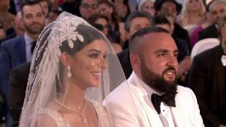 Download Exclusive traile from the royal wedding of Wassim Salibi and Rima Fakih. Video credit : Parazar Video
