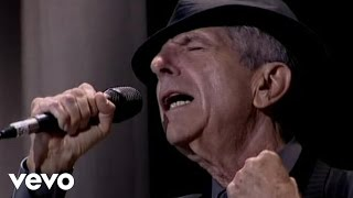 Download Leonard Cohen - Hallelujah (Live In London) Video