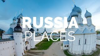 Download 10 Best Places to Visit in Russia - Travel Video Video