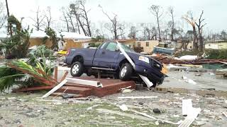 Download Hurricane Michael Slams Mexico Beach, FL - 10/10/2018 Video