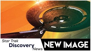 Download NEW USS DISCOVERY IMAGE - REACTION Video