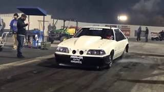 Download Street Outlaws Chuck Death Trap crashes vs Godfather at Redemption 6.0 Video
