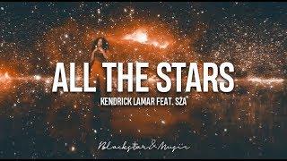 Download All The Stars || Kendrick Lamar feat. SZA || Traducida al español + Lyrics Video