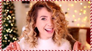 Download How To : Corkscrew 80's Curls | Zoella Video