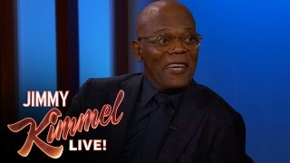 Download 'Did I Say That?' with Samuel L. Jackson Video