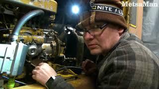 Download Simms / Minimec Syöttöpumpun Öljynvaihto Video
