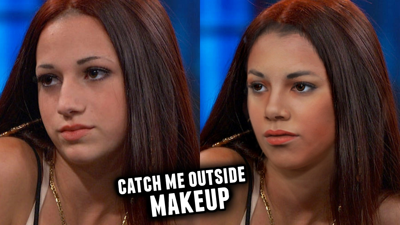 Stream catch me outside how bout that girl makeup tutorial danielle catch me outside how bout that girl makeup tutorial danielle bregoli baditri Image collections