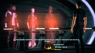 Download Mass Effect Disconnecting Council Video