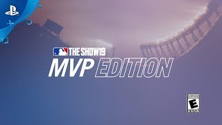 Download MLB The Show 19 - Gamestop MVP Edition   PS4 Video