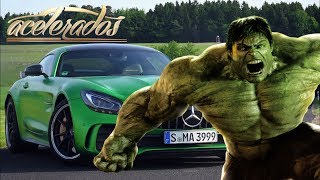 Download DOMANDO O INCRÍVEL HULK: MERCEDES-AMG GT R! - ESPECIAL #135 | ACELERADOS Video