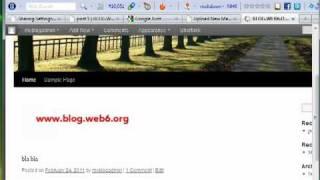 Download ShareDaddy Add A New Service Jetpack WordPress 3.1 Tutorial Video