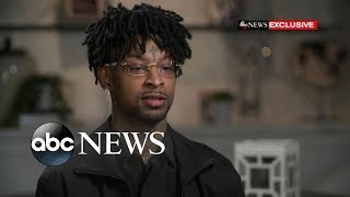 Download Rapper 21 Savage fears deportation after ICE arrest Video
