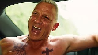 Download Daniel Craig is Joe BANG in LOGAN LUCKY Trailer (Comedy - 2017) Video