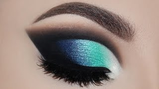 Download ♡ Maquiagem Cut Crease Azul | Melissa Samways BR ♡ Video