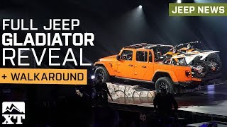 Download Jeep Gladiator Reveal, Walk Around & Specs + Interview With Head of Jeep Brand Video