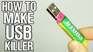 Download How to make USB Killer! Video