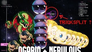 Download NEBULOUS + OGARIO - BEST MOMENTS + EPIC WINS - POPSPLIT / TRICKSPLIT / LINE POPSPLIT Video