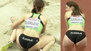 Download Nina Djordjevic 2015, post Marija Sestak? lovely Slovenian long jumper Video