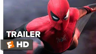 Download Spider-Man: Far From Home Teaser Trailer #1 (2019) | Movieclips Trailers Video