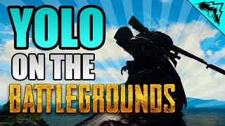 Download AWM COMMANDER ″YOLO on the Battlegrounds″ (Player Unknown's Battlegrounds StoneMountain64 Gameplay) Video