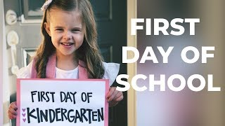 Download FIRST DAY OF SCHOOL!! Video