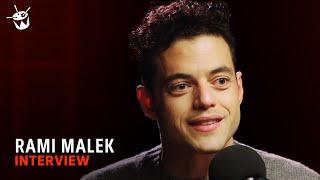 Download Rami Malek on his Freddie Mercury transformation Video