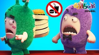 Download Nuevo Fiasco de Comida - Oddbods   Caricaturas Graciosas Para Niños Video