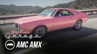 Download 1968 AMC Playmate of the Year AMX - Jay Leno's Garage Video