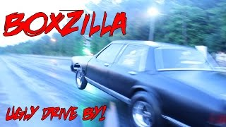 Download BOXZILLA BIG BLOCK BOX CHEVY WITH A UGLY DRIVE BY!! Video