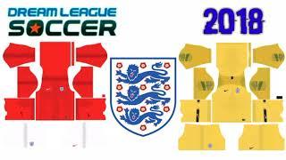 Download แจกชุดดรีมลีกทีมชาติอังกฤษ 2018 [ENGLAND] 2018 Video