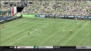 Download Seattle Sounders vs Tottenham Hotspur 7/19/14 (FULL GAME HD) Video