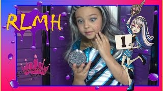 Download Real Live Monster High | 'Bad Zituation Day' - Creative Princess Video