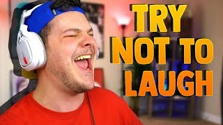 Download I. WILL. NOT. LAUGH. | Try Not To Laugh Video