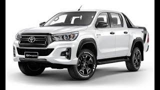 Download เจาะสเปค Toyota Hilux Revo ROCCO รุ่นย่อยใหม่ พร้อมราคาอย่างเป็นทางการ Video