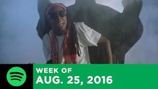 Download Top 10 Songs - Week Of August 25, 2016 (Spotify Global) Video