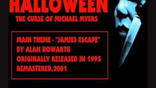Download HalloweeN The Curse of Michael Myers - Main Theme Jamie's Escape Remastered Video