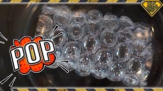 Download Bubble Wrap in a Vacuum Chamber Video
