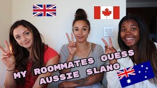 Download MY FOREIGN ROOMMATES GUESS AUSSIE SLANG   challenge Video