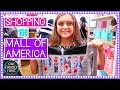 Download SCHOOL SHOPPING AT THE MALL OF AMERICA | ROAD TRIP DAY FOUR Video