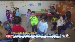 Download Can Indiana Carrier employees afford to move to Mexico? Video