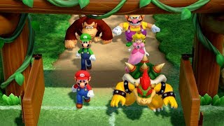 Download Super Mario Party - All Sporty Minigames Video