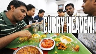 Download Enter Curry Heaven | Amazing Indian Cooking, Indian Food in Penang, Malaysia Video