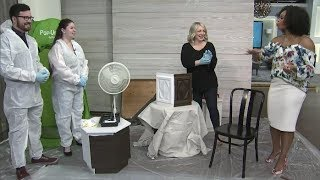 Download How to update your living space with a DIY furniture makeover Video
