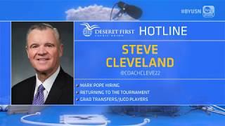Download Steve Cleveland on BYUSN 4.15.19 Video