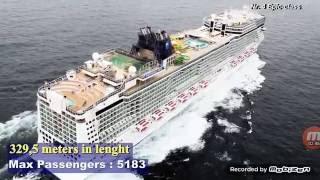 Download ini dia kapal pesiar termewah di dunia Video