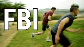 Download Everyday Men Take The FBI Fitness Test Video