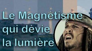 Download Terre Plate - le magnétisme qui courbe la lumière, ou pas. Video