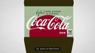 Download How to Read Nutrition Facts Labels | #CocaColaProductFacts Video