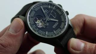 Download Zenith El Primero Chronomaster Night Vision Luxury Watch Review Video